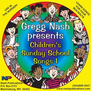 Children's Sunday School Songs I